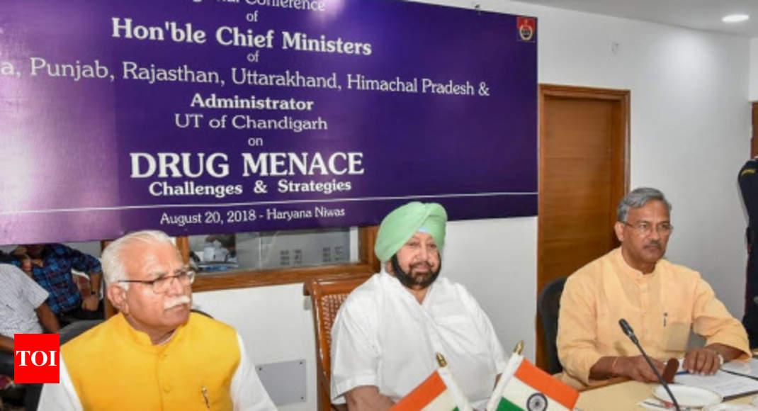War on drugs moves beyond Punjab