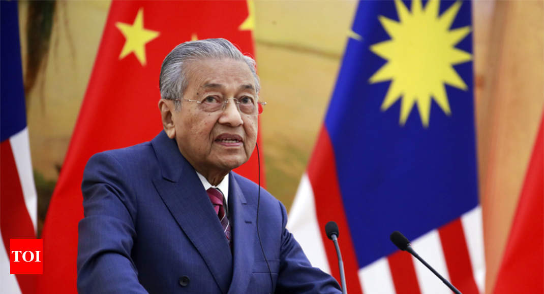 Setback to Xi's 'Belt-Road': Malaysia scraps China-backed projects