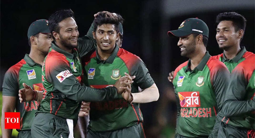 Bangladesh seal T20 series with victory over West Indies