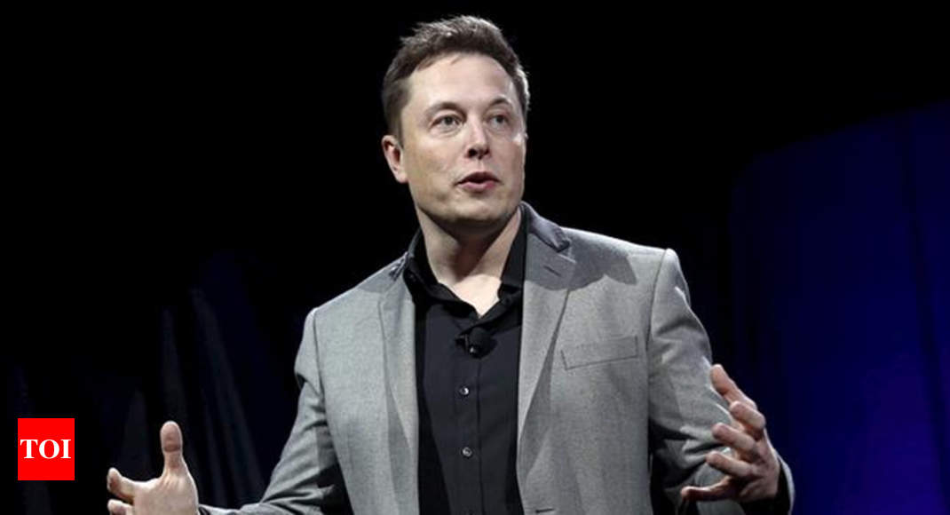 Elon Musk says taking Tesla private is 'best path'