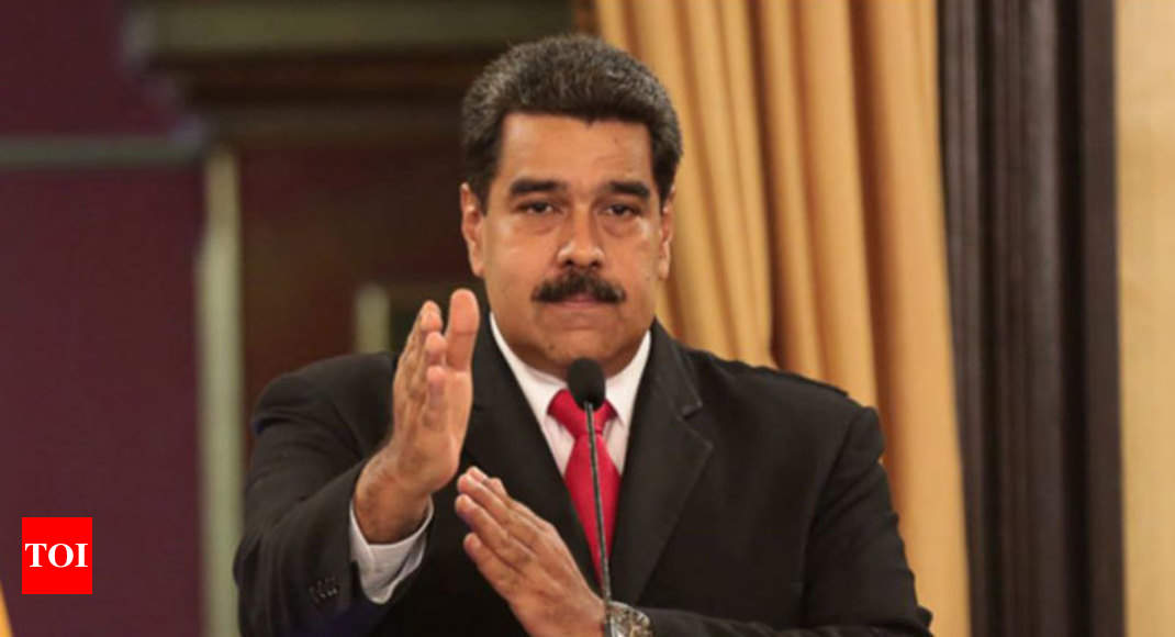 Venezuela president ties opposition leader to drone attack