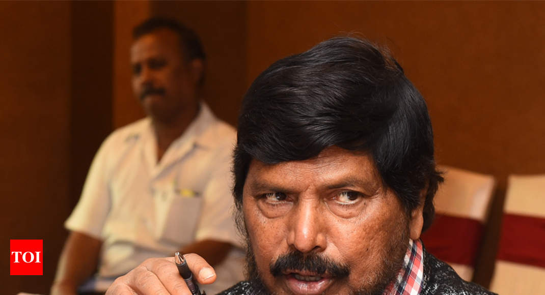 Ramdas Athawale appeals to people to not participate in Bharat Bandh