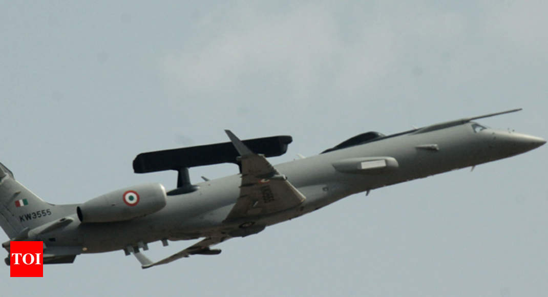 CAG blows holes in DRDO's early warning planes