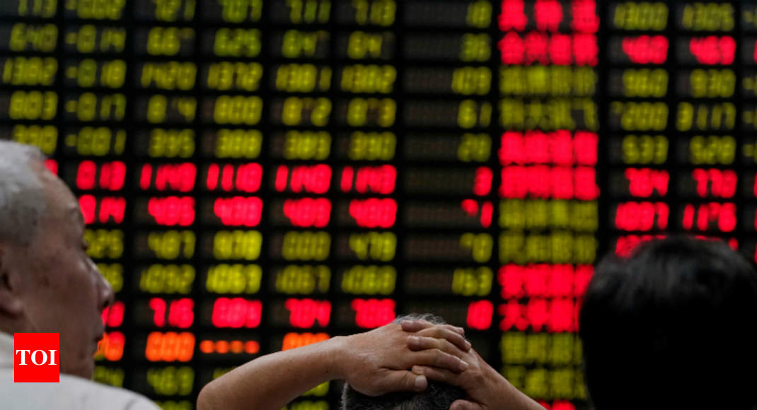 China dethroned by Japan as world's second biggest stock market