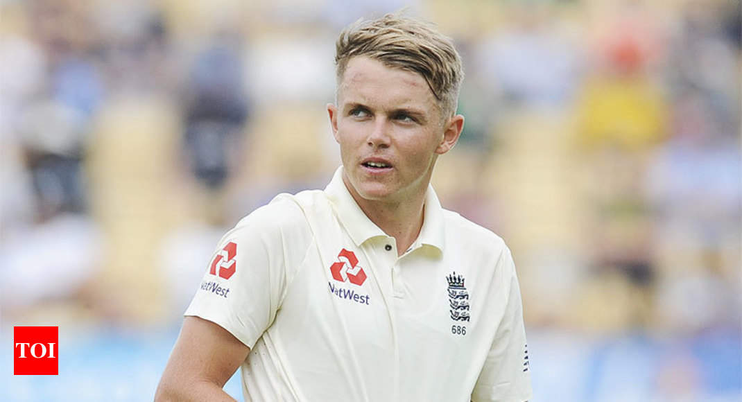 England hope Curran can carry-on against India