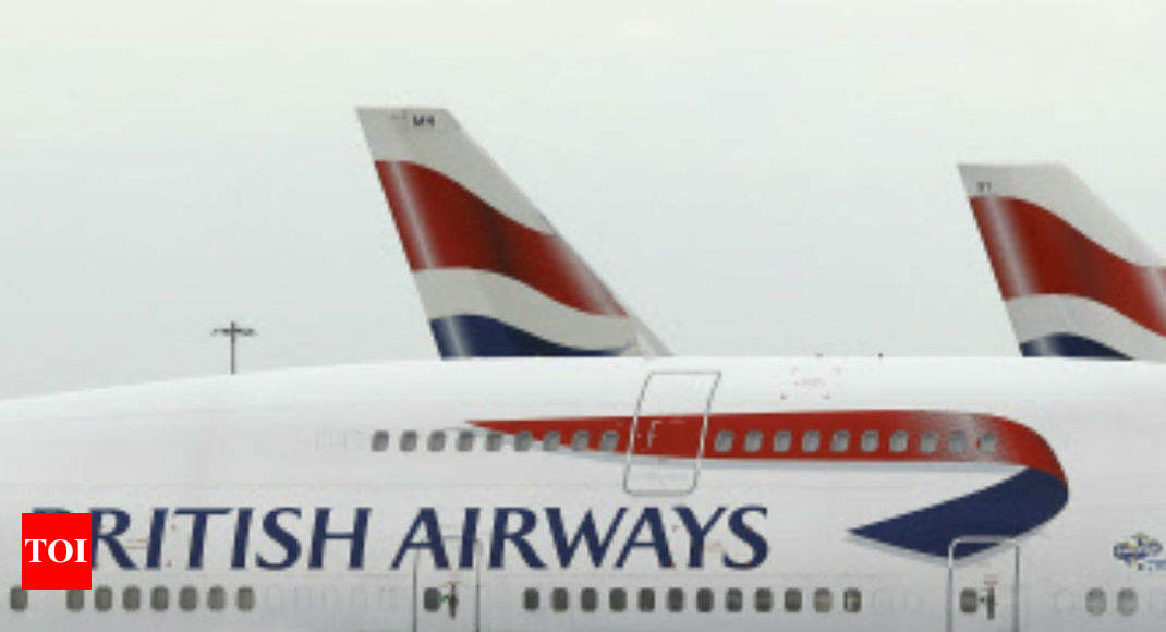 Indian family offloaded from British Airways flight 'over crying 3-yr-old'
