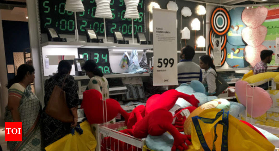 IKEA's Hyderabad store gets huge response on day one