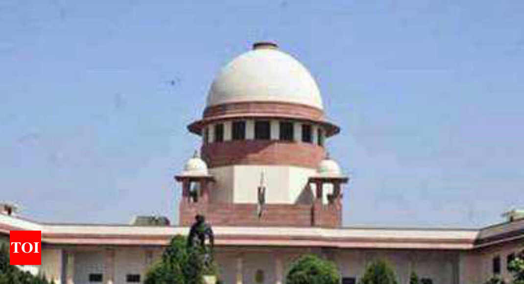 Ask Parliament to enact law to bar criminals from polls: Centre to SC