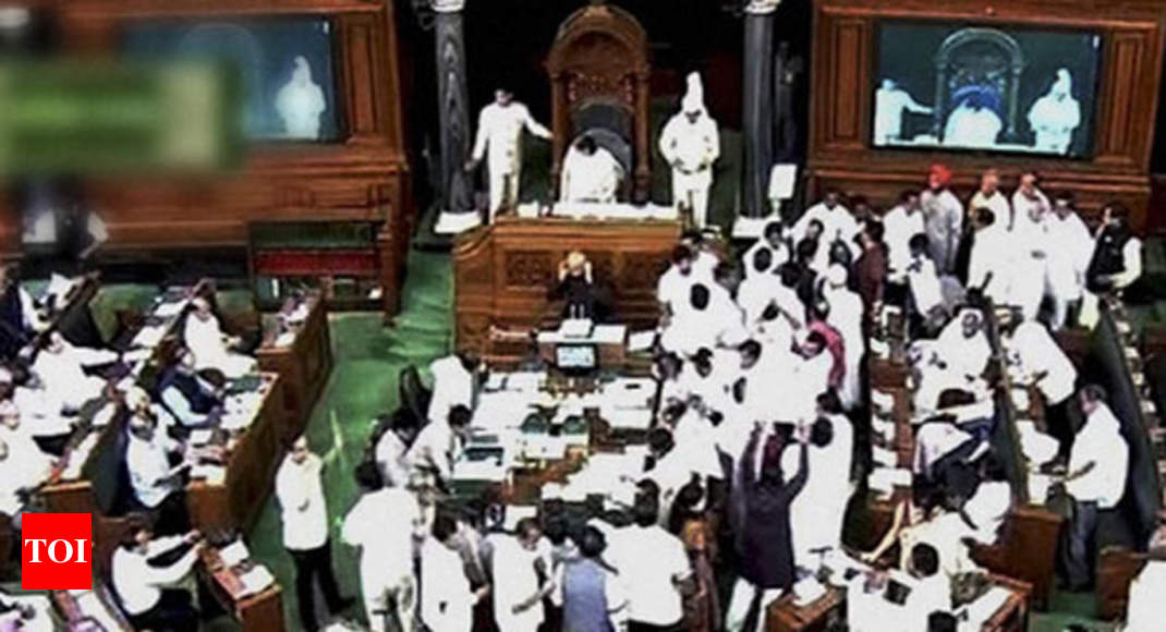 Govt introduces bill in Lok Sabha to amend Juvenile Justice Act