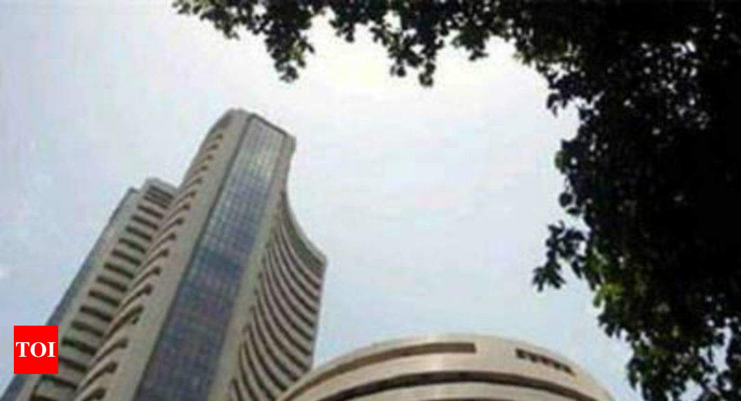 Markets finish strong again, Sensex closes just under 37,700