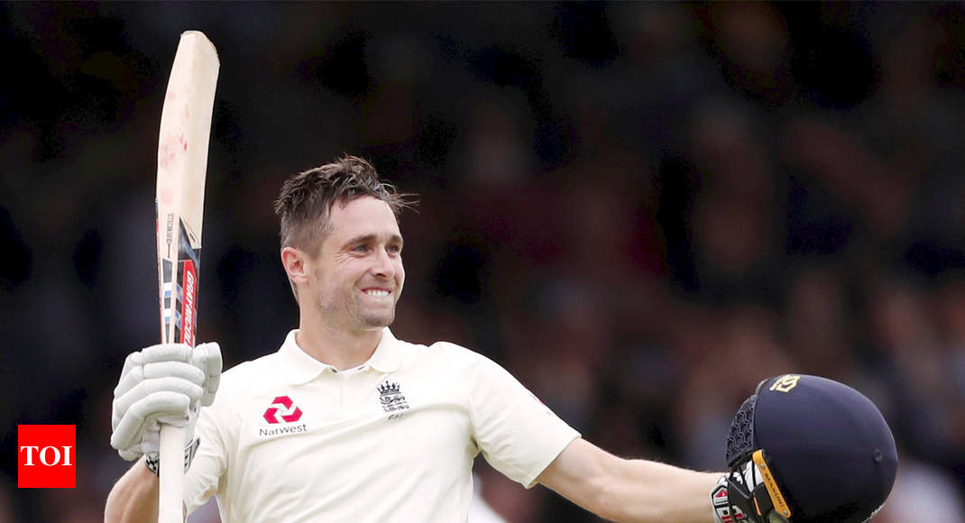 2nd Test: Ton-up Woakes more than just Stokes stand-in