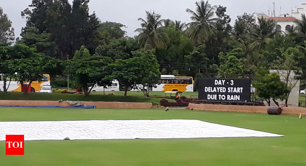 South Africa A 294/7 against India A on rain-marred Day 3