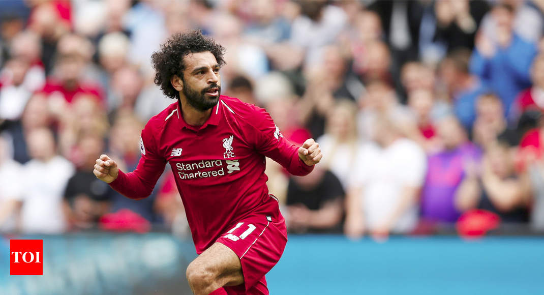 EPL: Salah on target as Liverpool start with easy win