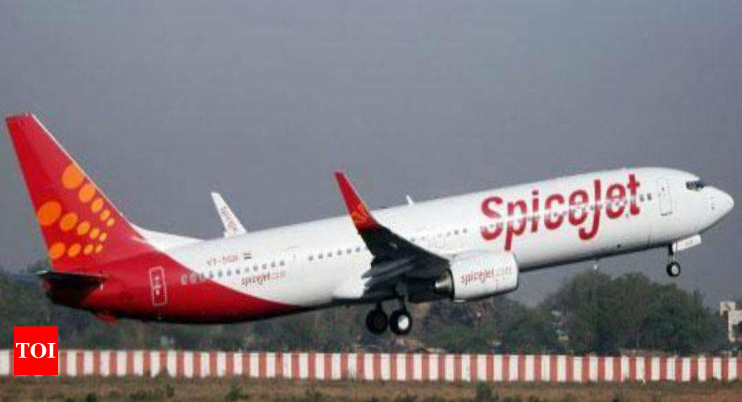 SpiceJet begins streaming free in-flight entertainment for flyers
