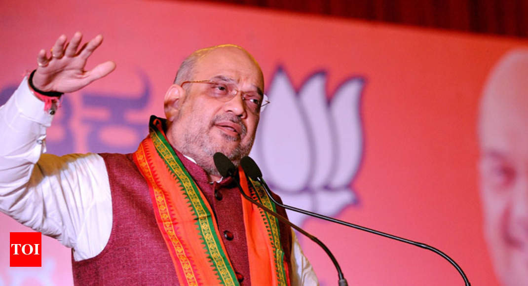 Simultaneous polls would strengthen federal structure of country, BJP chief Amit Shah writes to law panel