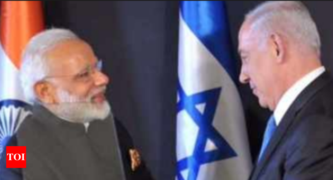 India-Israel missile defence system to be procured by Israeli Navy