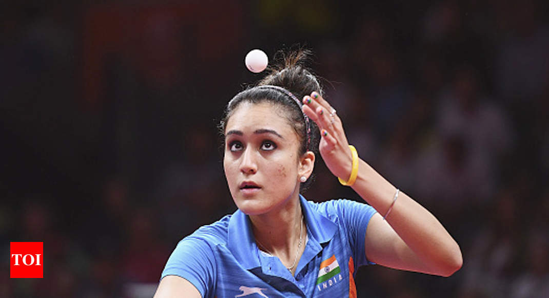 Manika Batra up for Asian Games challenge after CWG high