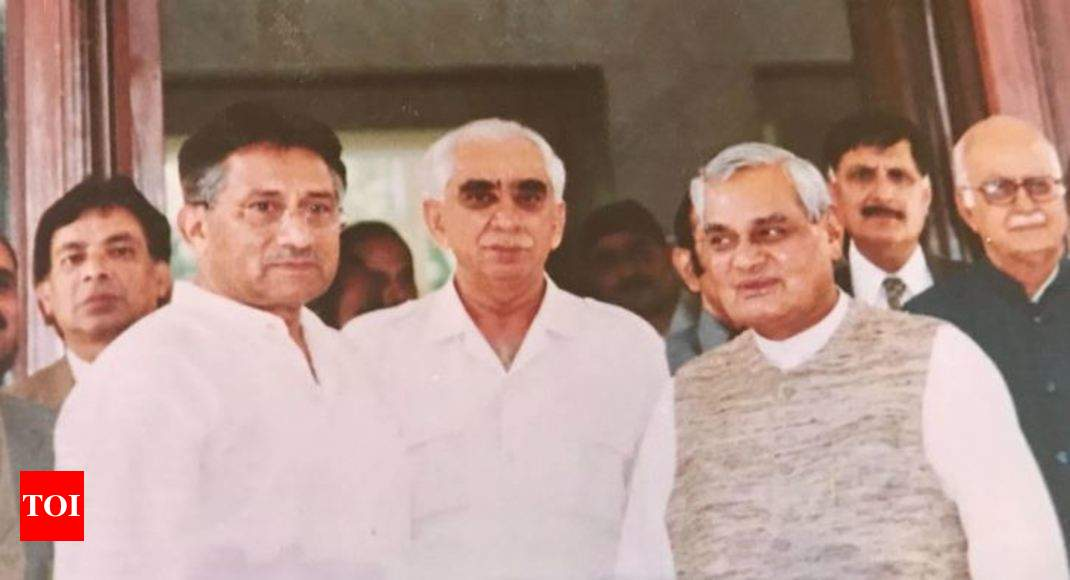 'Vajpayee was always optimistic about India-Pak relations'