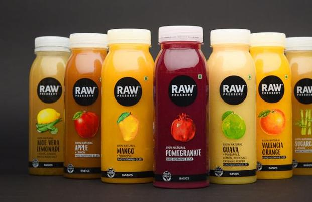 The core business for Raw Pressery includes juices and smoothies that form a majority of its revenues. Photo: www.rawpressery.com