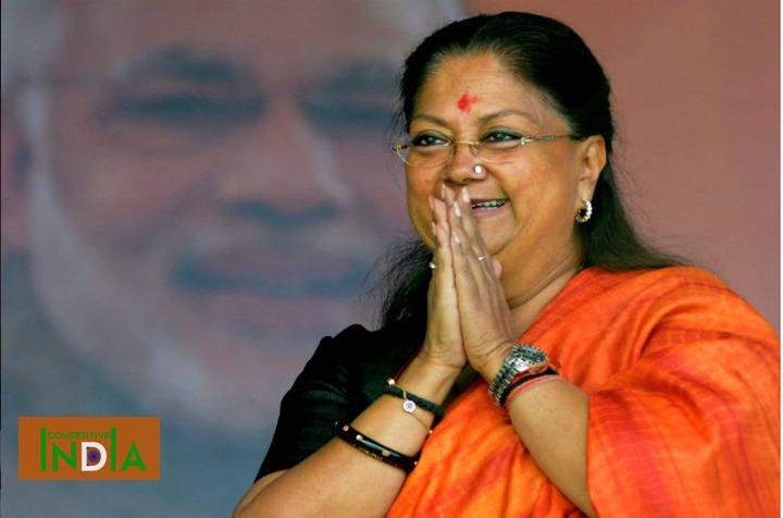 With Eye On Polls, Vasundhara Raje Starts 58-Day Yatra Today