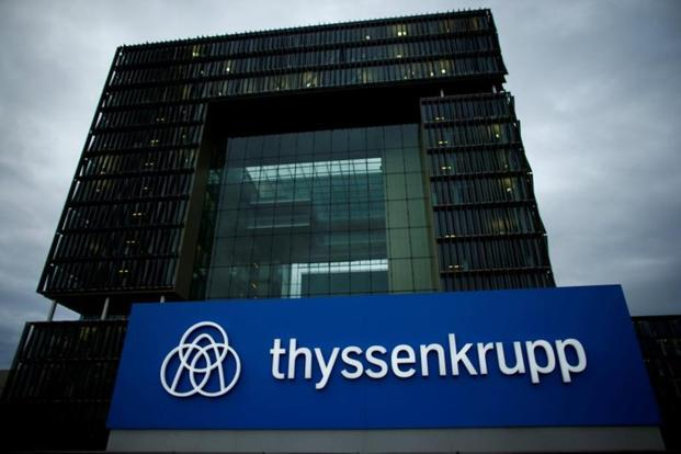 Thyssenkrupp swings to loss on industrial woes