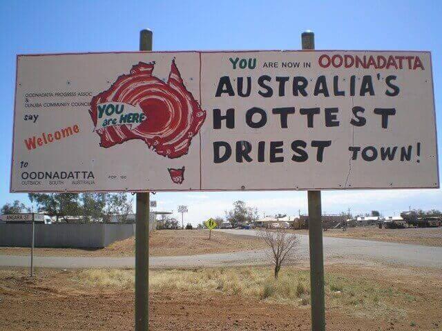 Oodnadatta, Australia