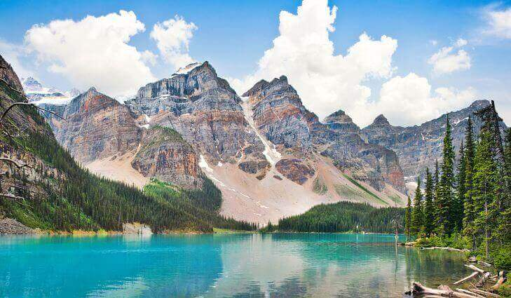 Rocky Mountains Range