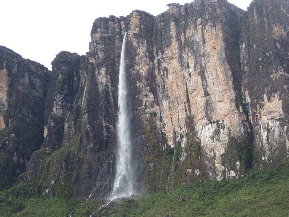 Cuquenan, Arabopo River, Venezuela
