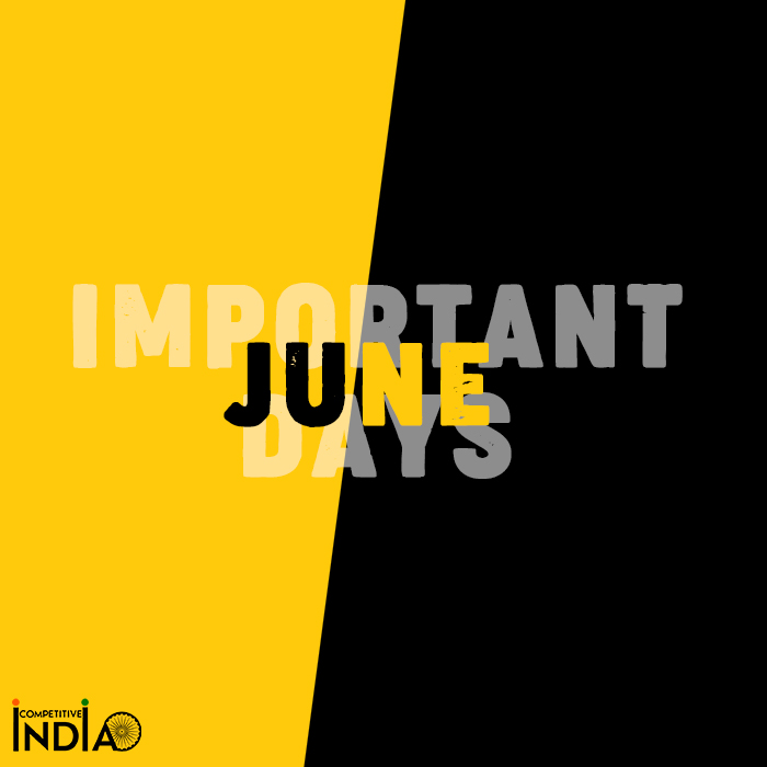 Important Days in June