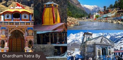 Chardham Yatra By Helicopter Guide