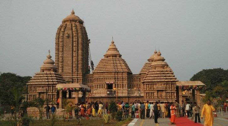 Odisha-Puri-Jagannath-Temple
