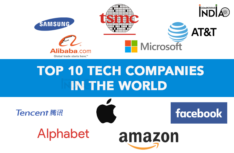 Top 10 tech Companies in the World