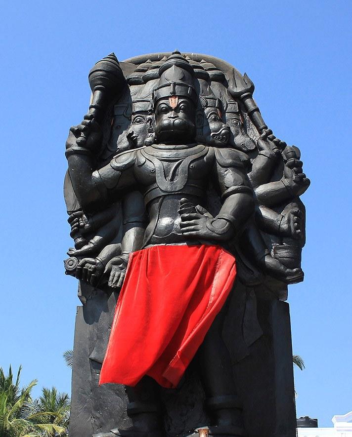 Panchamukhi Hanuman Templ