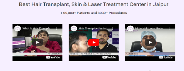 Best Skin Doctor in Jaipur Videos