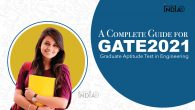 A Complete Guide for The Graduate Aptitude Test in Engineering or Gate 2021