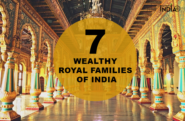 7 wealthy royal families of India that live life king size